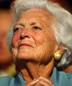 Photo of Barbara Bush