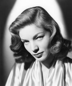 Photo of Lauren Bacall