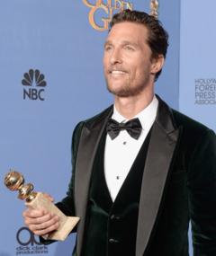 Photo de Matthew McConaughey