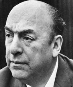 Photo of Pablo Neruda