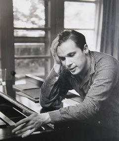 Photo of Glenn Gould