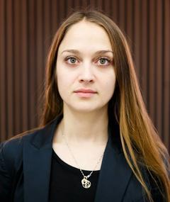 Photo of Ivana Mladenovic