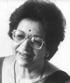 Photo of Vijaya Mehta