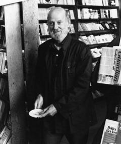 Photo of Lawrence Ferlinghetti