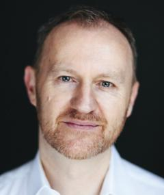 Photo of Mark Gatiss