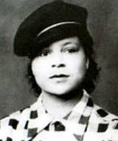 Photo of Gertrude Jeannette