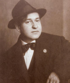 Photo de Erich Wolfgang Korngold