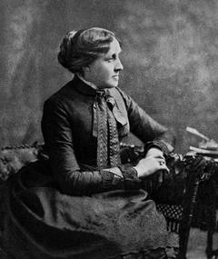 Photo of Louisa May Alcott