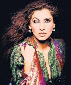 Photo of Dimple Kapadia
