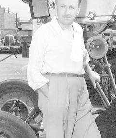 Photo of Harold S. Bucquet