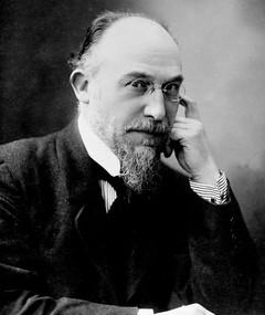 Photo of Erik Satie