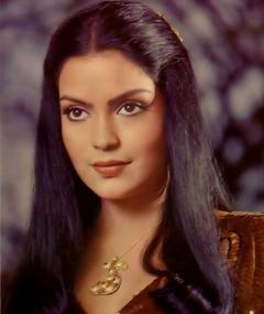 Photo of Zeenat Aman