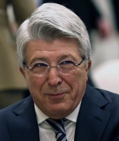 Photo of Enrique Cerezo