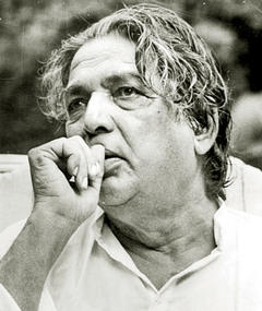 Photo of Kaifi Azmi