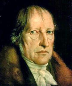 Photo of Georg Wilhelm Friedrich Hegel
