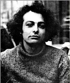 Photo of Piero Heliczer