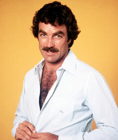 Poza lui Tom Selleck