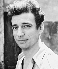 Photo of Yves Montand