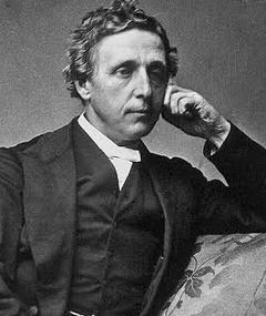 Photo of Charles Lutwidge Dodgson