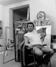 Photo of Kippenberger