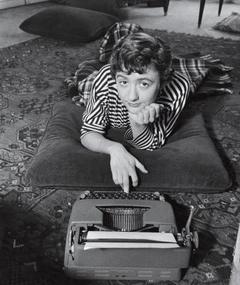 Photo of Françoise Sagan