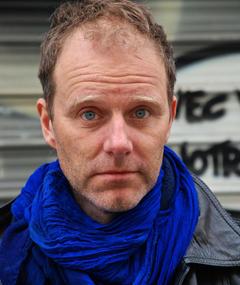Photo of John Ajvide Lindqvist