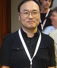 Photo of Gosho Aoyama