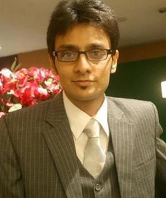 Photo of Dhilin Mehta