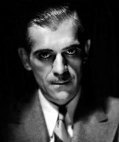 Photo de Boris Karloff