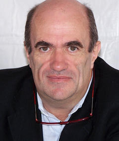 Photo of Colm Tóibín