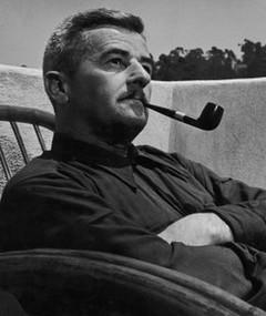 Photo of William Faulkner