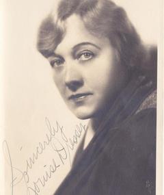 Photo of Louise Dresser