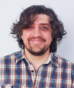 Photo of Craig McCracken