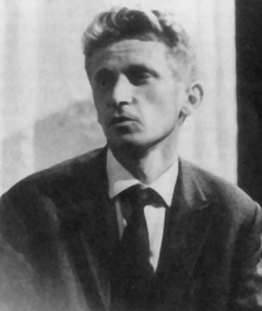 Photo of Jean-Marie Straub
