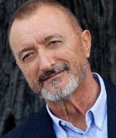 Photo of Arturo Pérez-Reverte