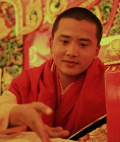 Photo of Chakme Rinpoche