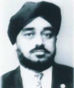 Photo of G.S. Bhatia