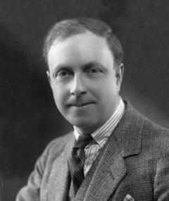 Photo of A. J. Cronin