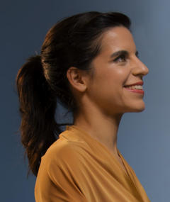 Photo of Alice Guimarães