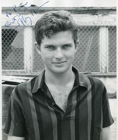 Photo of Geoffrey Horne