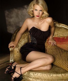 Foto van January Jones