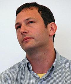 Photo of Jonathan Raymond