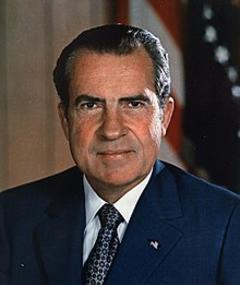 Foto Richard Nixon