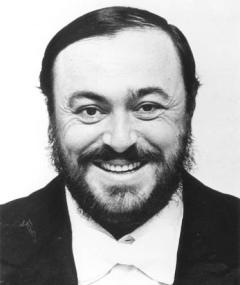 Photo of Luciano Pavarotti