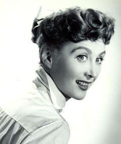 Photo of Betty Garrett