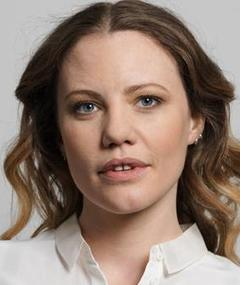 Photo of Sarah Harrison