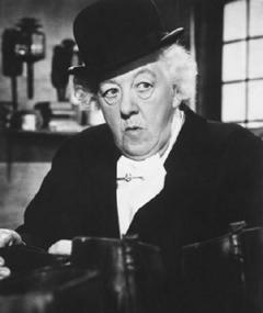 Photo of Margaret Rutherford