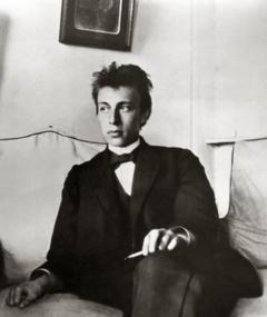 Foto de Sergei Rachmaninoff