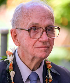 Photo of James A. Michener