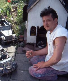 Photo of Mark Hogancamp